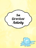 Ice Breaker Game