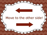 Ice Breaker - Move to the Other Side
