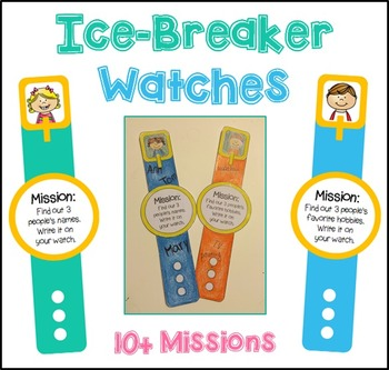 Ice Breaker Watches