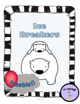 Ice Breakers- FREE
