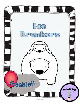 Ice Breakers- FREE