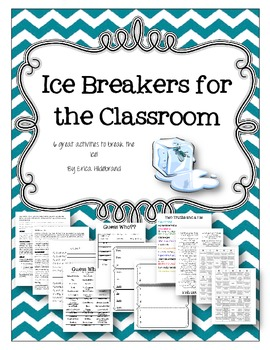 Ice Breakers For the Classroom