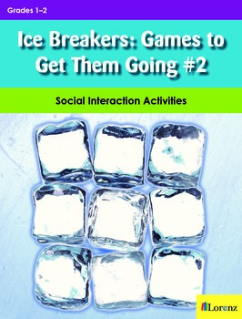 Ice Breakers: Games to Get them Going #2