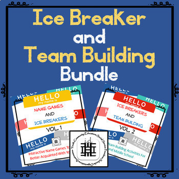 Ice Breakers and Team Building Bundle