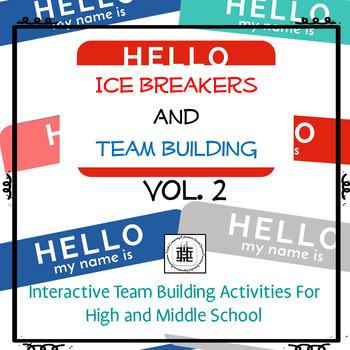 Ice Breakers and Team Building Volume 2