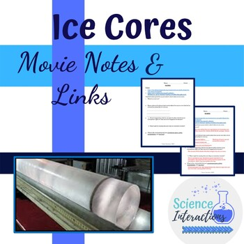 Ice Cores and Earth's History