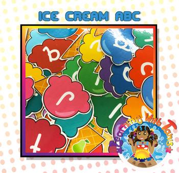 Ice Cream ABC