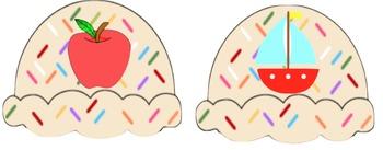Ice Cream ABC Sound Match