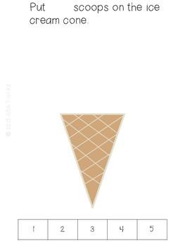 Ice Cream Activities