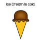 Ice Cream Adapted Book