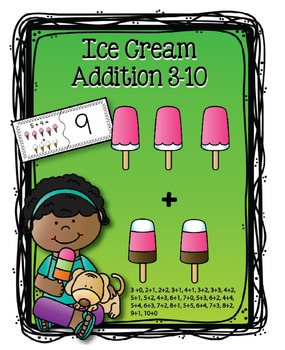 Ice Cream Addition 3-10