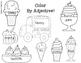 Ice Cream Adjectives