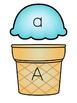 Ice Cream Alphabet
