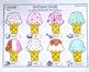 Ice Cream Play Dough Smash Mats
