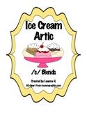 Ice Cream Articulation /s/ Blends