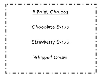 Ice Cream Behavior