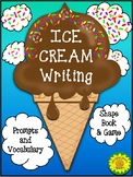 Ice Cream Writing Fun