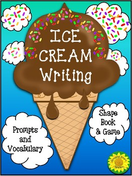 Ice Cream Writing Fun