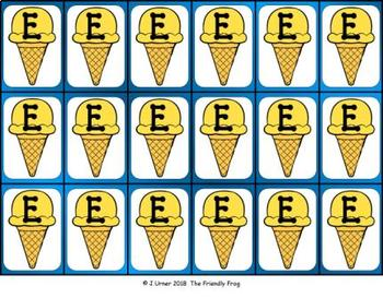 Ice Cream Brag Tags