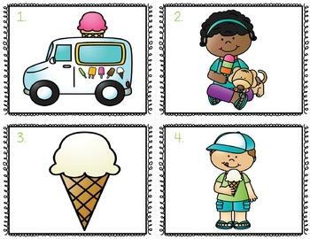 Ice Cream CVC Word Search