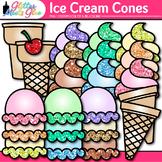 Build an Ice Cream Clip Art: Summer Graphics {Glitter Meets Glue}