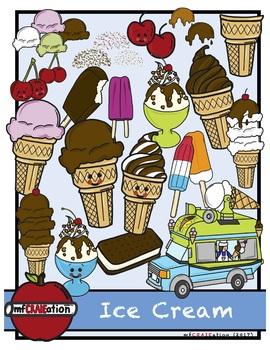 Ice Cream Clip arts