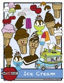 Ice Cream Clip arts