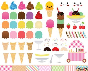 011a447b0c198 Ice Cream Clipart,Ice cream cone Clip art,Kawaii Ice Cream,dessert sweet  clipart
