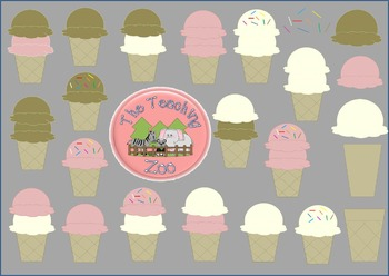 Ice Cream Clipart {The Clipart Zoo}