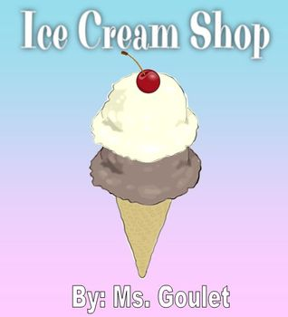 Ice Cream Scoops Clip Art for teaching math, patterns, or colors