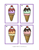 Ice Cream Coin Addition and Pattern Task