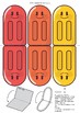 Ice Cream Color Fine Motor Game, Ice Lolly Busy Bag Game, 3 Difficulty Levels