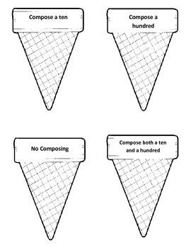 Ice Cream Composing