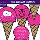 Ice Cream Cone Clip Art {jen hart Clip Art}