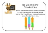 Ice Cream Cone Friends of Ten
