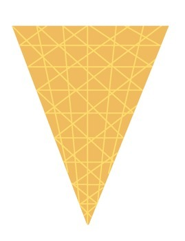 Ice Cream Cone Money Math