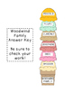 Ice Cream Cone Musical Instrument Family Game - Station Activity