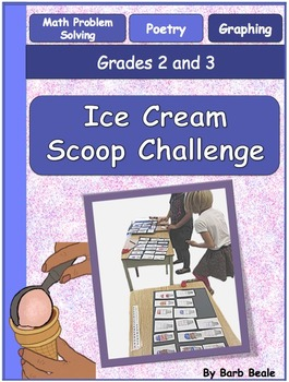 Ice Cream Cone Problem Solving Challenge
