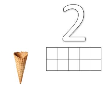 Ice Cream Cone Sets