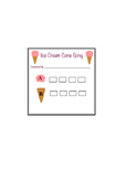 Ice Cream Cone Song - Composing Project - AB Form