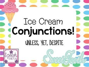 Ice Cream Conjunctions