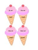 Ice Cream Contractions