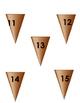 Ice Cream Count Math Activity Center