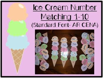 Ice Cream Matching
