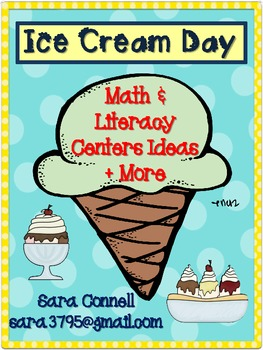 Ice Cream Day:  End of the Year