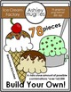 Ice Cream Factory {Graphics for Commercial Use}