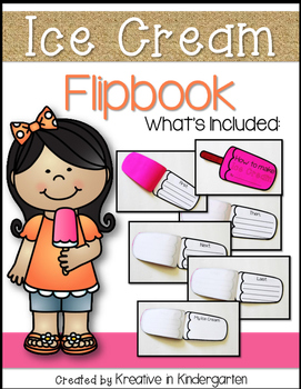 Ice Cream Flipbook