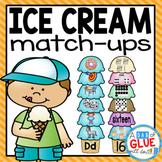 Ice Cream Match-Ups Bundle