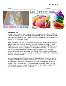 Ice Cream Lab