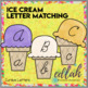 Ice Cream Letter Case Matching-BUNDLE